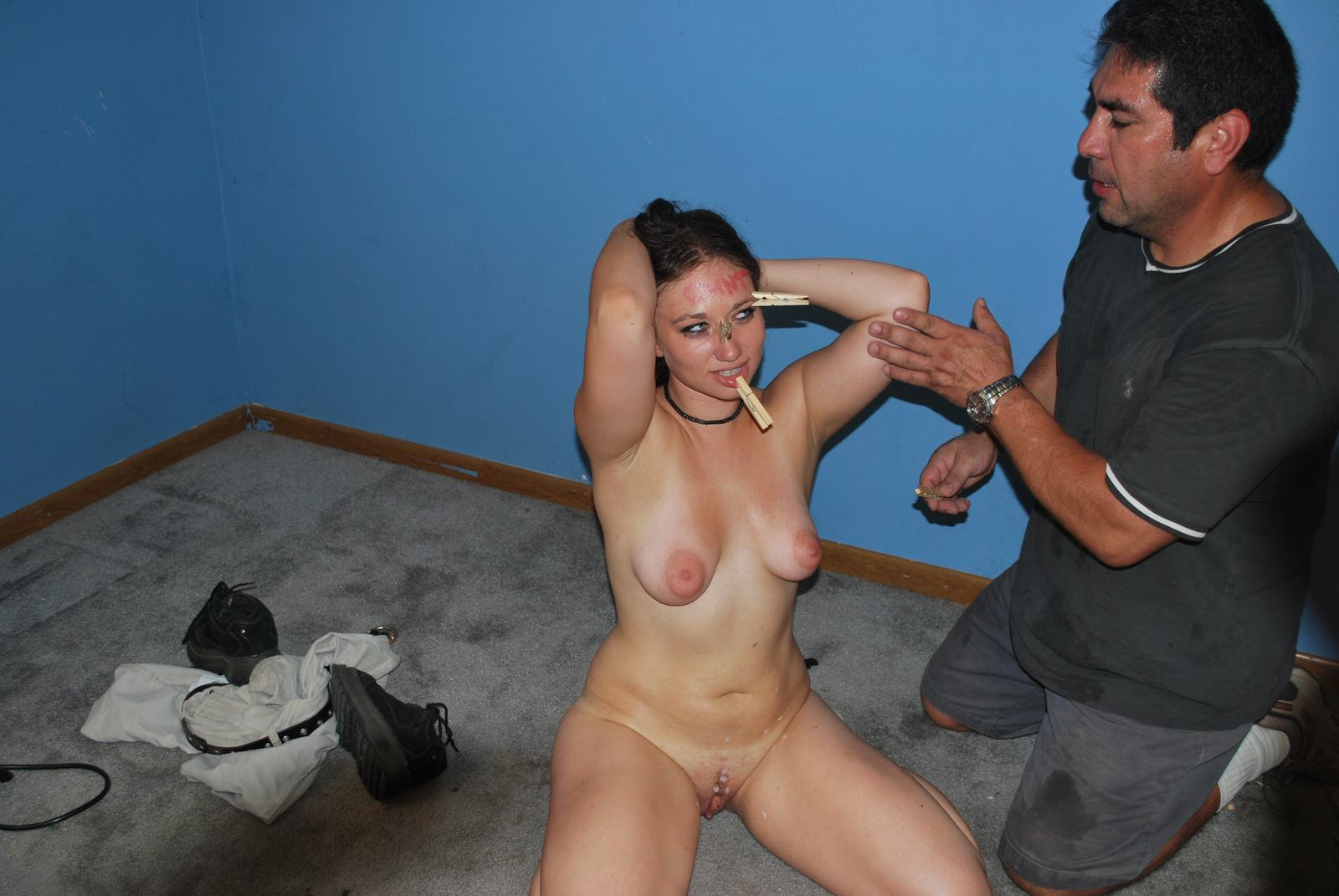 Cheating wife humiliated by inlaw