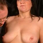 Big Tits Slave Girl China Gets Examined