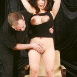 Chinese submissive slavegirl Tiger Bensons