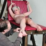 sweet humiliation with blonde fetish babe